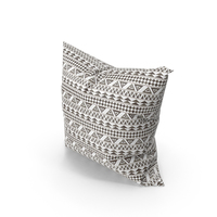 Patterned Pillow PNG & PSD Images