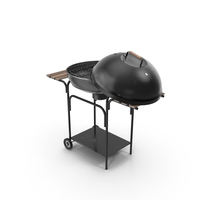 Charcoal Grill PNG & PSD Images