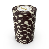 Monte Carlo $10000 Chips PNG & PSD Images