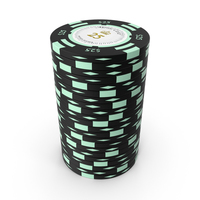 Monte Carlo $25 Chips PNG & PSD Images