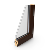 Wooden Window Profile PNG & PSD Images