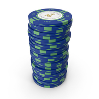 Monte Carlo $50 Chips PNG & PSD Images