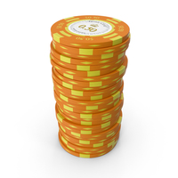 Monte Carlo $0.50 Chips PNG & PSD Images