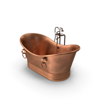 Contemporary Bathtub PNG & PSD Images