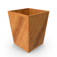 Contemporary Bathroom Trashcan PNG & PSD Images