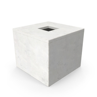 Modern Bathroom Tissue Box PNG & PSD Images