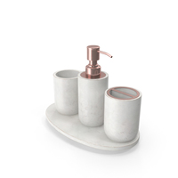 Modern Bathroom Accessories PNG & PSD Images