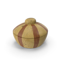 Ceramic Container PNG & PSD Images