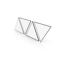 K Frame Design Triangle Picture PNG & PSD Images