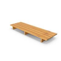 Bamboo Tub Shelf PNG & PSD Images