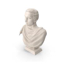 Roman Bust PNG & PSD Images