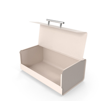 Contemporary Bread Box Open PNG & PSD Images