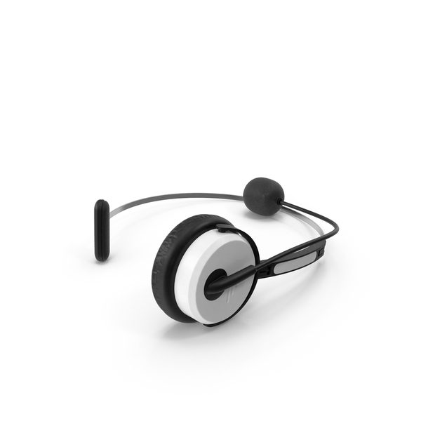 Headset With Mic PNG & PSD Images