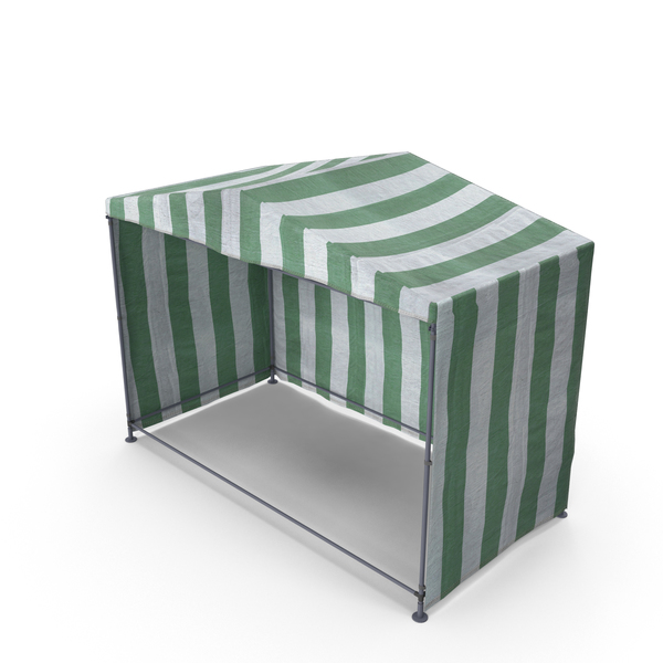 Green Marquee Tent PNG & PSD Images