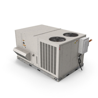 Industrial Air Conditioner PNG & PSD Images