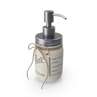 Contemporary Soap Dispenser PNG & PSD Images