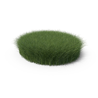 Tall Grass Shape Round PNG & PSD Images