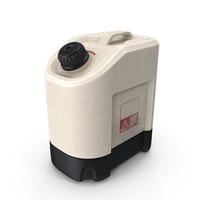 Sci-Fi Jerrycan PNG & PSD Images