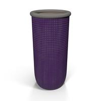 Violet Vase PNG & PSD Images