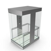 Glass Elevator Car PNG & PSD Images