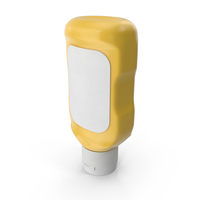 Mustard Bottle PNG & PSD Images
