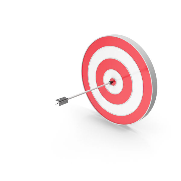Red Target PNG & PSD Images