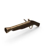 Flintlock Gun PNG & PSD Images