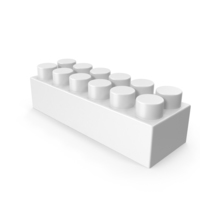 White Building Brick PNG & PSD Images