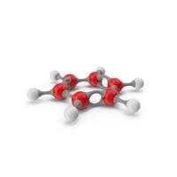 Benzene Molecular Model PNG & PSD Images