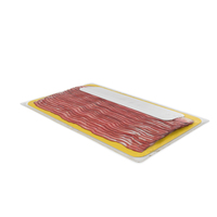 Packaged Bacon PNG & PSD Images