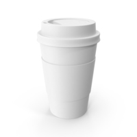 Paper Coffee Cup White PNG & PSD Images