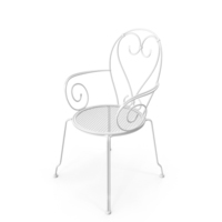 Iron Armchair PNG & PSD Images