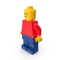 Lego Character Generic PNG & PSD Images