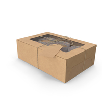 Box of Muffins PNG & PSD Images