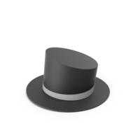 Black Top Hat PNG & PSD Images
