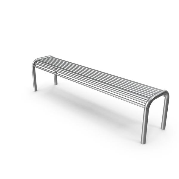 Metal Bench PNG & PSD Images