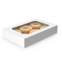 Packaged Donuts PNG & PSD Images