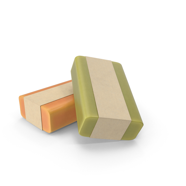 Bars of Soap PNG & PSD Images