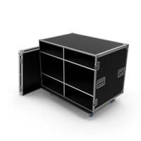 Stage Flight Case PNG & PSD Images