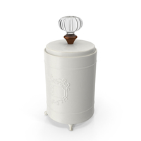 Small Classical Kitchen Jar PNG & PSD Images