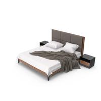 Parra Nocce Noreant Contemporary Bedroom Set PNG & PSD Images