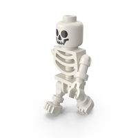 Lego Skeleton Run PNG & PSD Images