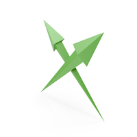 Cross Arrows PNG & PSD Images