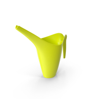 Ikea Watering Can Green PNG & PSD Images