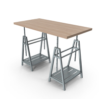 Writing Desk PNG & PSD Images