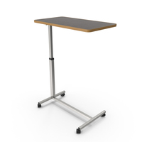 Medical Overbed Table PNG & PSD Images