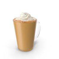 Pumpkin Spice Latte PNG & PSD Images
