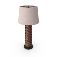 Kenroy Home Shaker Table Lamp PNG & PSD Images