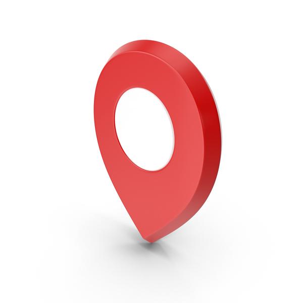 Travel Pin Symbol PNG & PSD Images