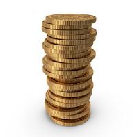 Golden Money PNG & PSD Images